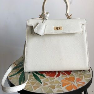 Unbranded White Purse